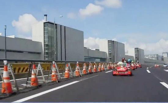 Nhật Bản: Tham quan thành phố bằng xe đua