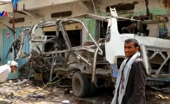 29 trẻ em thiệt mạng trong vụ không kích ở Yemen