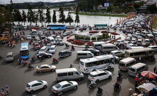 Đề xuất xây dựng bãi đỗ xe 7 tầng tại trung tâm Đà Lạt