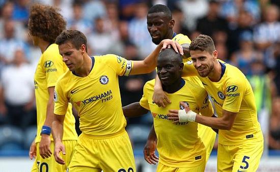 Ngoại hạng Anh ngày 11/8: Chelsea, Tottenham cùng ra quân ấn tượng
