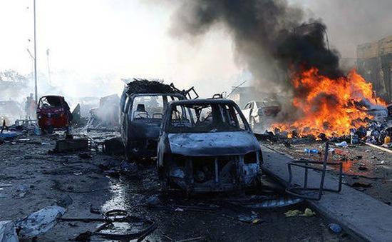 Đánh bom xe tuần tra an ninh tại Jordan làm 9 người thương vong