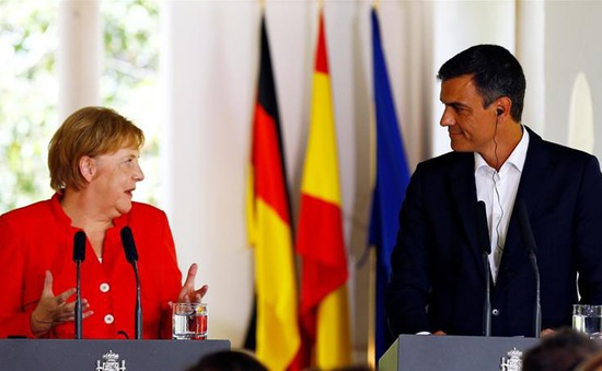 Đức, Tây Ban Nha hợp tác giải quyết vấn đề nhập cư