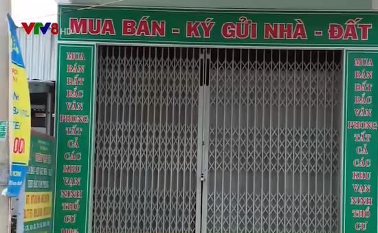 Bất động sản ở Vạn Ninh, Khánh Hòa đóng băng