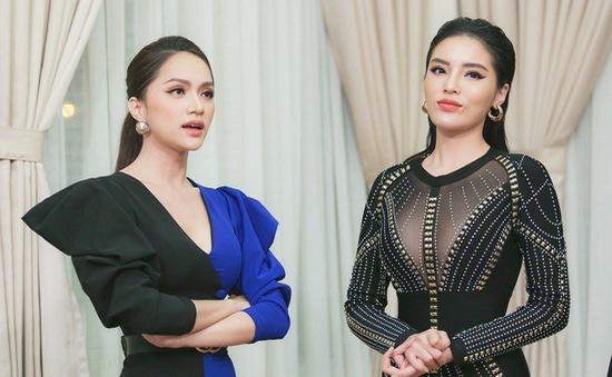 Kỳ Duyên - Hương Giang ngồi ghế HLV Siêu mẫu Việt Nam 2018