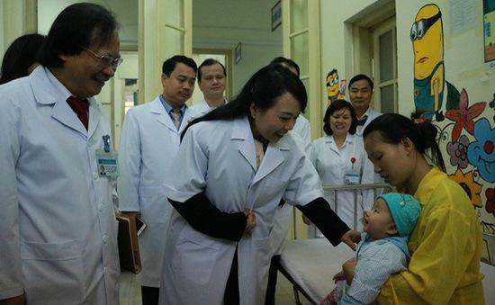 Tăng cường tối ưu hóa khám, chữa bệnh, giảm áp lực cho các bệnh viện tuyến trên