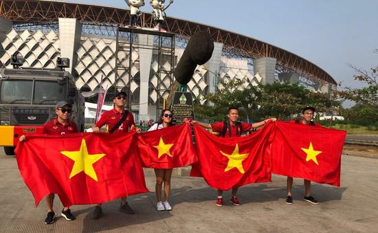 Một số lưu ý với các CĐV sang Indonesia cổ vũ ASIAN GAMES 2018