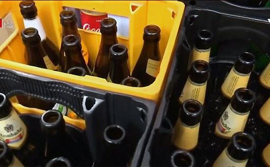 Khủng hoảng vỏ chai bia tại Đức do nắng nóng