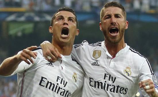 """Ramos """"phản pháo"""" Ronaldo trước thềm trận tranh Siêu Cúp châu Âu"""