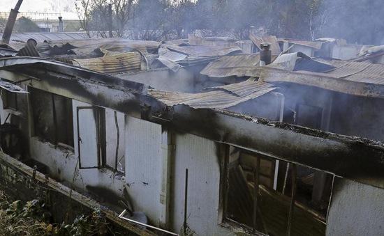 Cháy viện dưỡng lão tại Chile, ít nhất 10 người thiệt mạng