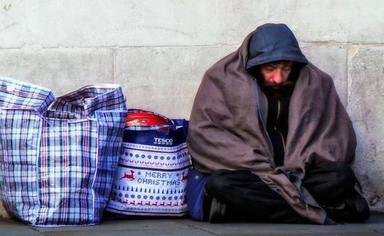 Kế hoạch mới hỗ trợ người vô gia cư ở Anh