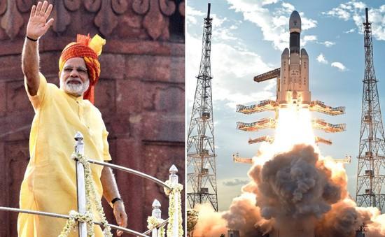 Năm 2022, Ấn Độ sẽ phóng tàu vũ trụ có người lái