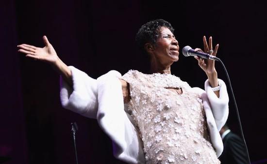 Các nghệ sĩ đồng loạt tưởng niệm biểu tượng nhạc Soul Aretha Franklin