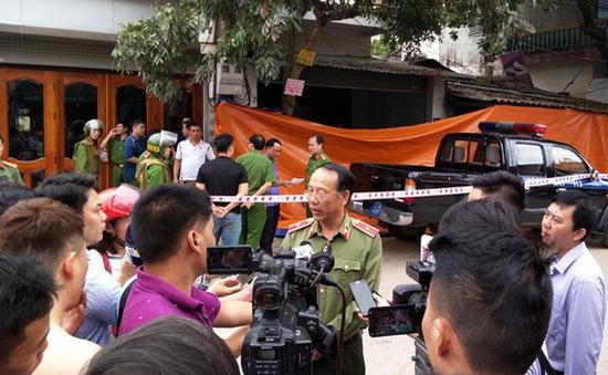 Khởi tố vụ án giết người nghiêm trọng ở Điện Biên