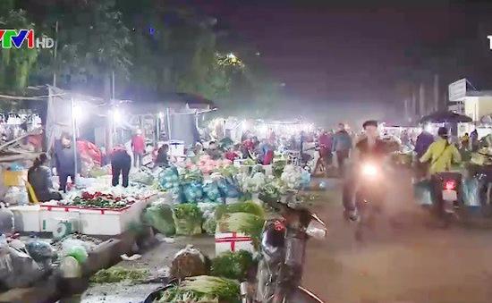 Hà Nội phối hợp với tập đoàn Pháp xây chợ đầu mối nông sản quốc tế