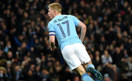De Bruyne lại báo tin vui cho Man City sau chấn thương liên miên