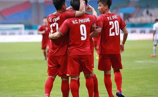 Vì sao ĐT Olympic Việt Nam bằng điểm, hiệu số với Olympic Nhật Bản nhưng vẫn dẫn đầu bảng?