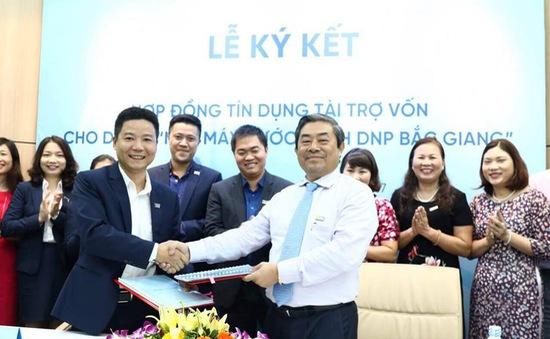 Xã hội hóa đầu tư nhà máy nước sạch tại Bắc Giang