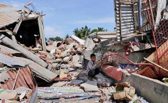 Động đất mạnh 6,6 độ richter ở ngoài khơi Indonesia