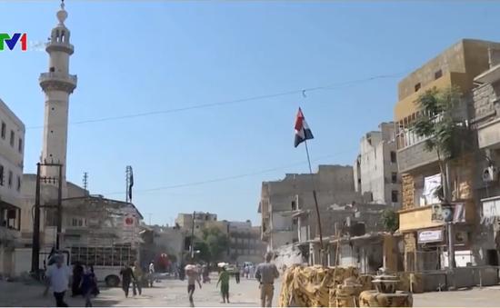 Mỹ hủy bỏ cam kết tài trợ cho Syria
