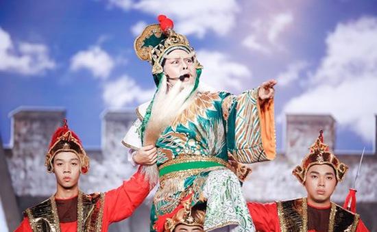 Hát nhạc cải lương, Đỗ Phú Quí giành giải nhất tuần Gương mặt thân quen