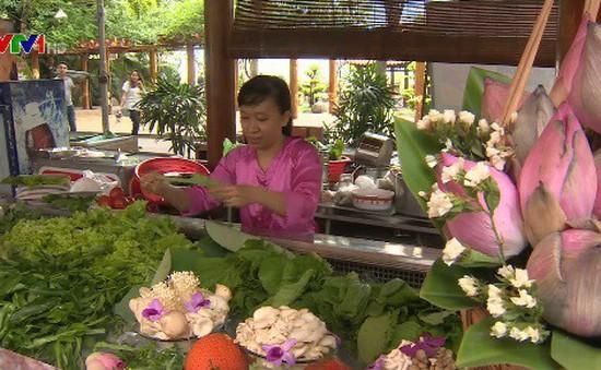 """Tuần lễ văn hóa ẩm thực chay """"Mùa sen nở"""" tại TP.HCM"""