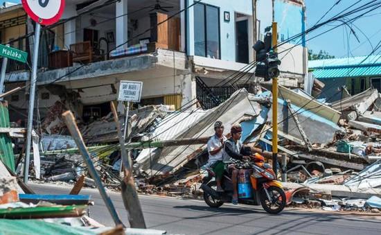 Lại xảy ra động đất tại Lombok, Indonesia