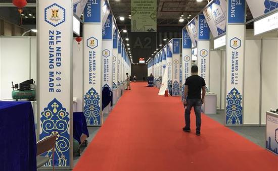 Hội chợ giao dịch hàng xuất khẩu Chiết Giang tại Việt Nam