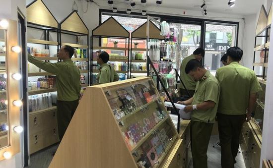 Quản lý thị trường Hà Nội xử lý gần 8.700 vụ vi phạm trong năm 2018