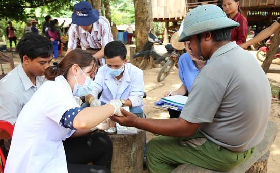 Đắk Lắk: Bệnh sốt rét tăng cao