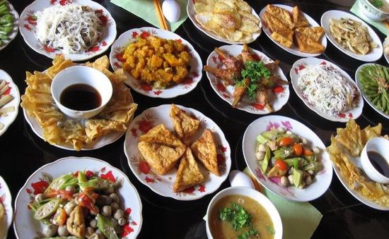 Tinh hoa ẩm thực chay xứ Huế