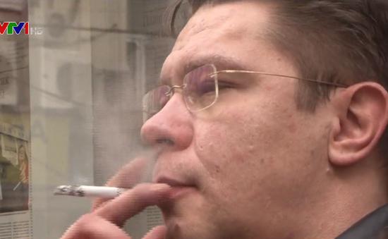 Gia tăng bệnh phổi vì hút thuốc lá thụ động