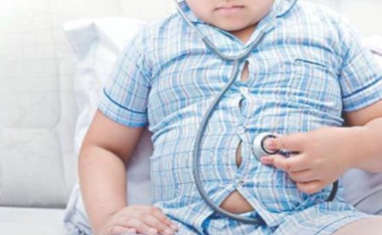 Báo động thừa cân, béo phì ở trẻ em