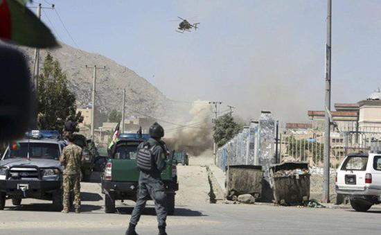 Taliban tấn công rocket nhằm vào Phủ Tổng thống Afghanistan