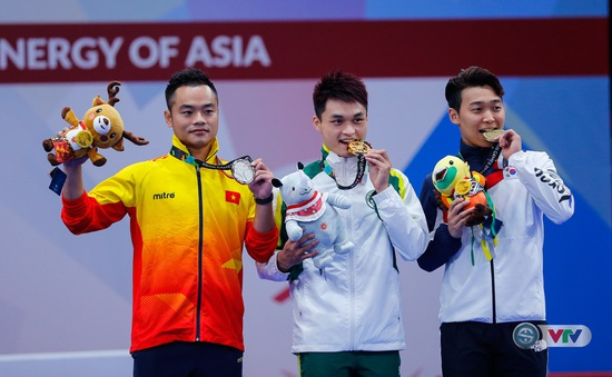 ASIAD 2018: Wushu đem về 1 HCB và 1 HCĐ cho đoàn thể thao Việt Nam