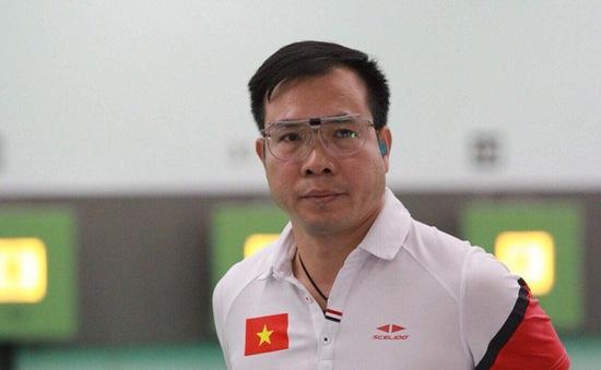 ASIAD 2018: Hoàng Xuân Vinh bị loại ở nội dung từng giành HCV Olympic 2016