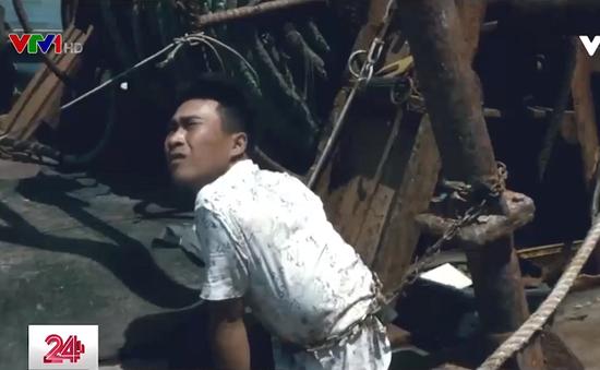 Giải cứu hàng loạt lao động bị lừa đi biển
