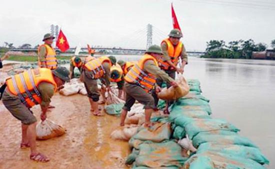 Tăng cường khả năng ứng phó thiên tai các tỉnh miền Trung