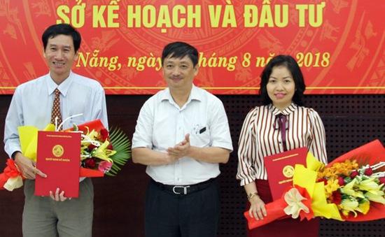 Đà Nẵng công bố kết quả thi tuyển và bổ nhiệm 2 phó giám đốc sở