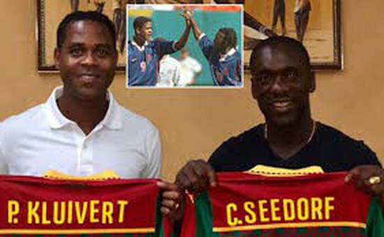 Bộ đôi Lốc cam huyền thoại đến chấn hưng bóng đá Cameroon