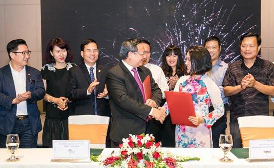 Ban Sản xuất các chương trình Giải trí ký kết hợp tác tăng cường quảng bá du lịch