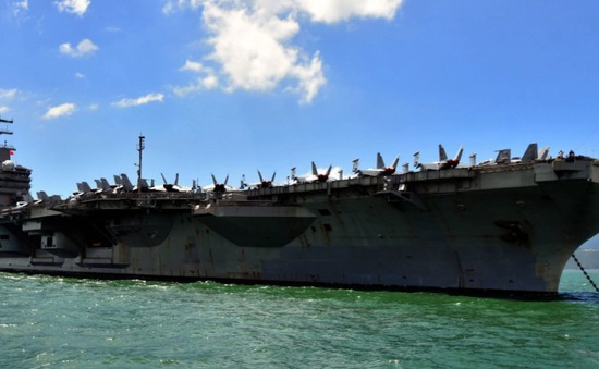 Mỹ khôi phục Hạm đội 2 thời Chiến tranh Lạnh