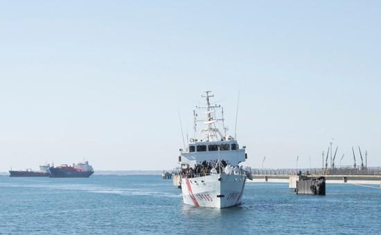 LHQ kêu gọi châu Âu tiếp nhận người di cư trên tàu Diciotti