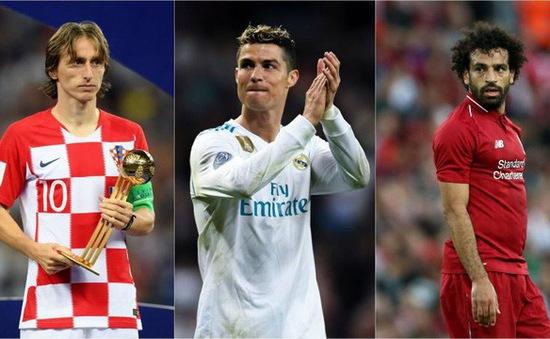 Messi bị gạch tên khỏi danh sách rút gọn giải Cầu thủ xuất sắc nhất UEFA