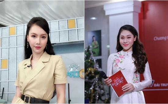 """Hai nữ MC """"song Minh"""" nhập cuộc đua Top 5 VTV Awards 2018"""