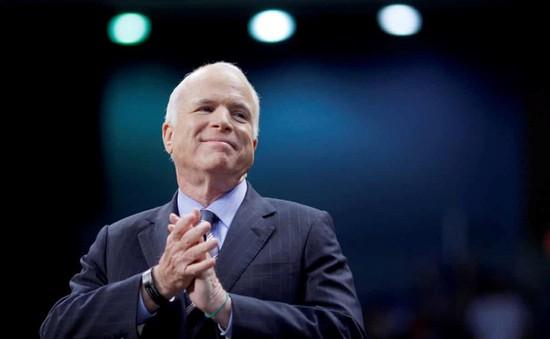 Việt Nam gửi lời chia buồn sâu sắc tới gia quyến Thượng nghị sỹ John McCain