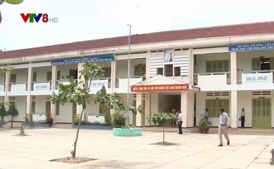 Vạn Ninh hoàn thành các công trình trường học khắc phục sau bão 12