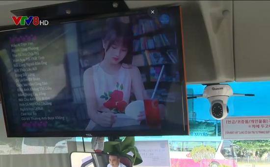 Để camera trên xe du lịch Đà Nẵng phát huy hiệu quả