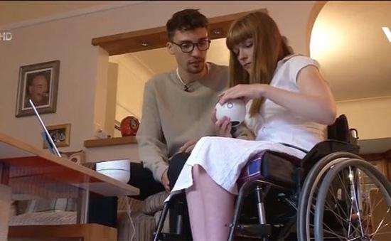 Giúp người khuyết tật cải thiện khả năng thể lực với trò chơi Mylo
