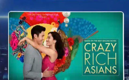 """""""Crazy rich Asians"""" lập kỷ lục phòng vé tại Bắc Mỹ"""