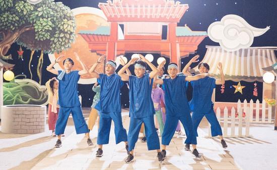 """Dàn thiên thần nhí """"triệu view"""" của Giọng hát Việt nhí quy tụ trong MV đón Trung Thu"""